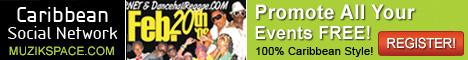 Muzikspace - Caribbean Social Network